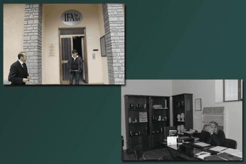 Ifa Tre si occupa di gestire ogni aspetto burocratico legato alla sepoltura.