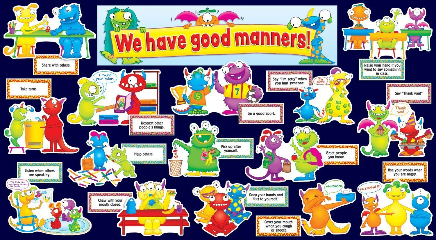 essay on good manners and discipline