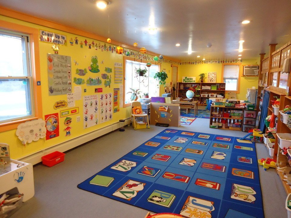 A Bright Learning Center From The Start
