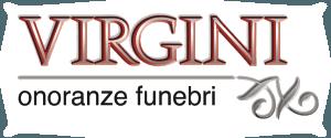 logo onoranze funebri Virgini