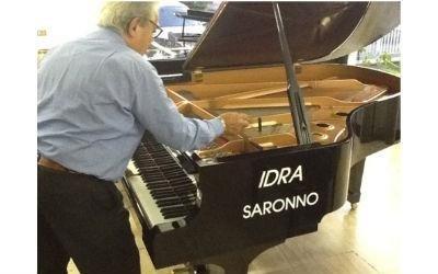 assistenza pianoforte
