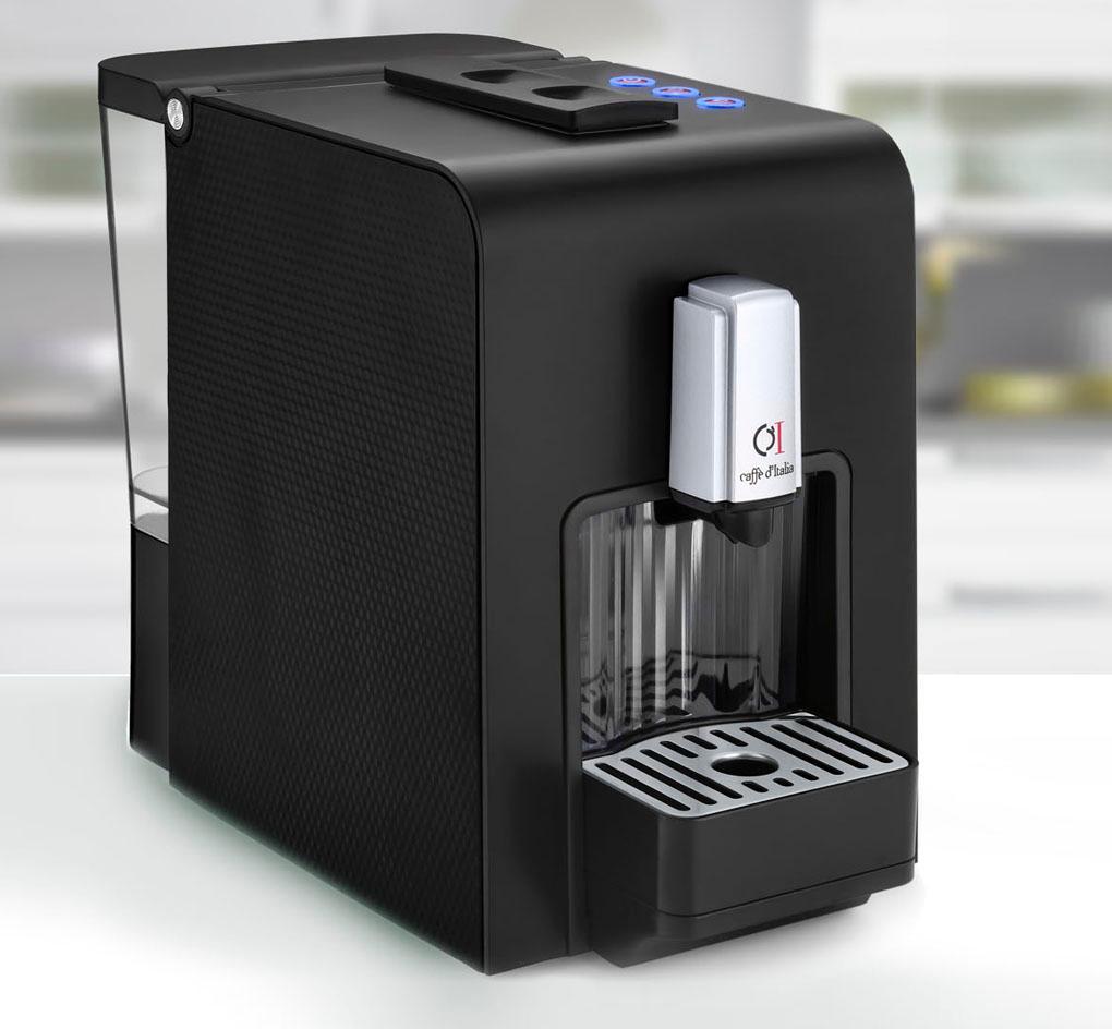 macchina caffè casa CHIKKO colore nero