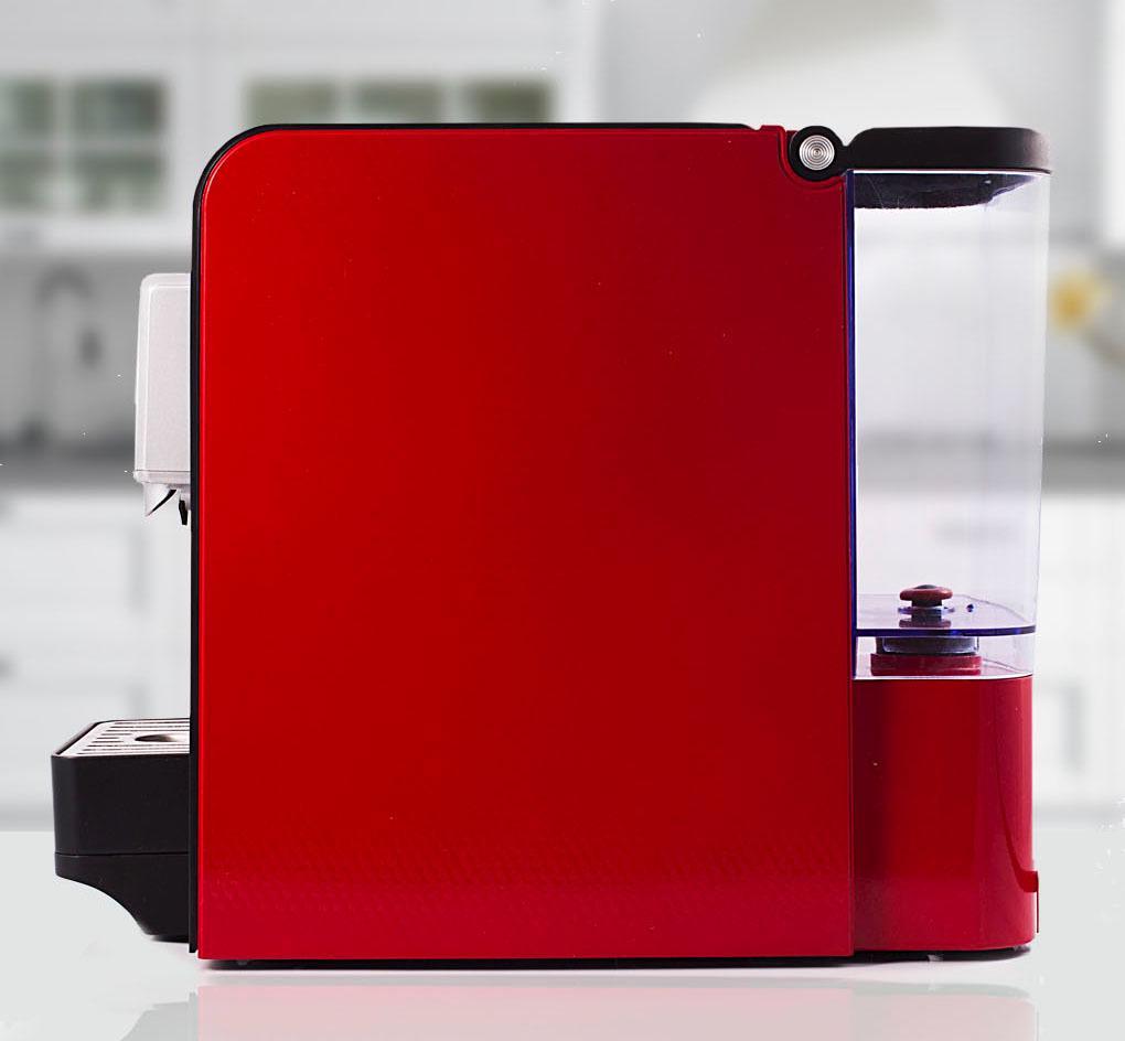 macchina caffè casa CHIKKO colore rosso