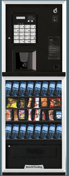distributore automatico LEI300 EASY SMART + ARIA S