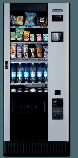 distributore automatico Refrigerati 162 cm/3°-8°