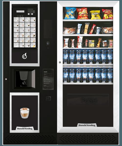 distributore automatico LEI400 SMART + ARIA M