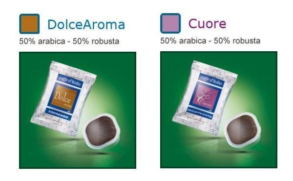 confezioni di DOLCEAROMA E CUORE
