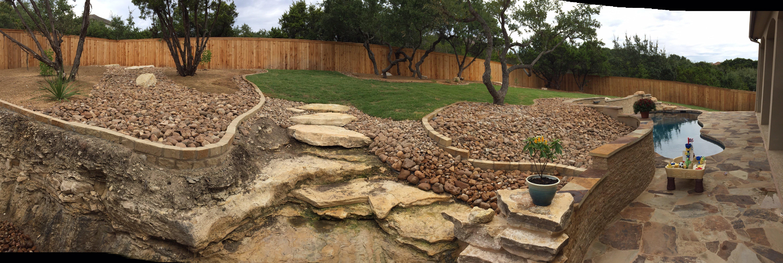 Outdoor Lighting & Sprinkler Design, San Antonio TX