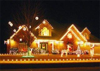 Holiday Lighting San Antonio, TX