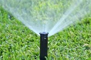 Garden Sprinkler Installation, San Antonio TX