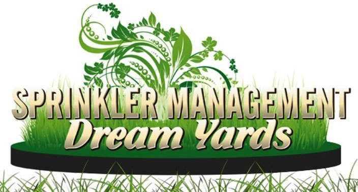 Dream Yards Sprinkler Management Logo, San Antonio TX