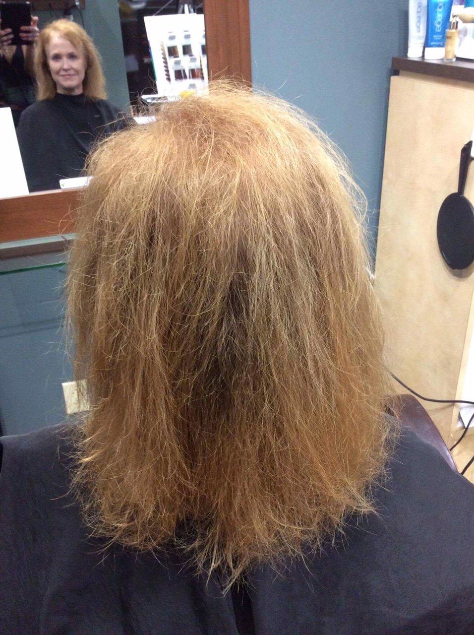 Frizzy Hair Control