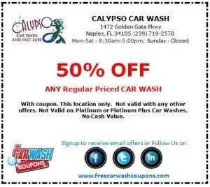 Free car wash coupons calypso car wash calypso coupon solutioingenieria Gallery
