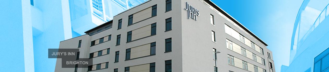 Jurrys Inn building