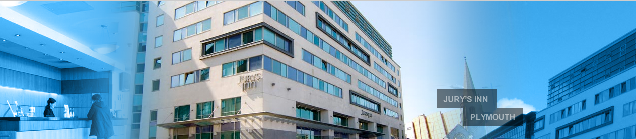 Jury's Inn Plymouth Building