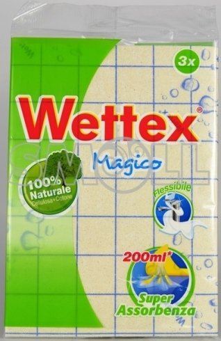 promozione spugna Wettex