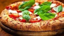 Specialità pizza, Ristorante Il Baccanale Roma
