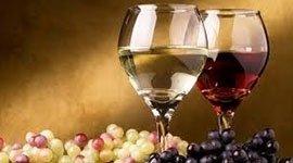 Vino bianco, Vino rosso, Ristorante Il Baccanale Roma