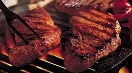 Carne, Ristorante Il Baccanale Roma