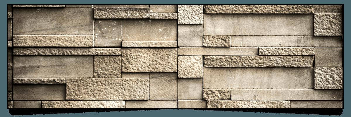 amalgamated stone modern stone wall