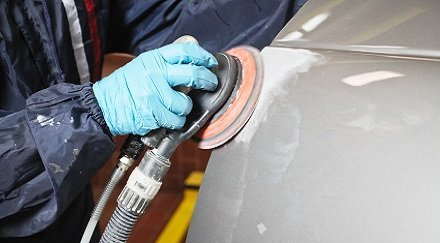Mobile car body repairs in Reading