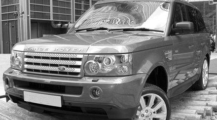 Mobile car body repairs in Reading