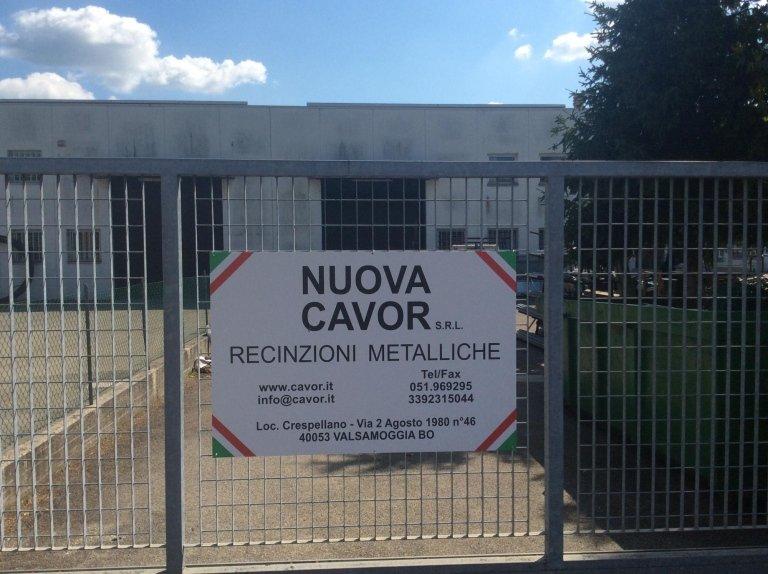 Recinzioni Metalliche Nuova Cavor