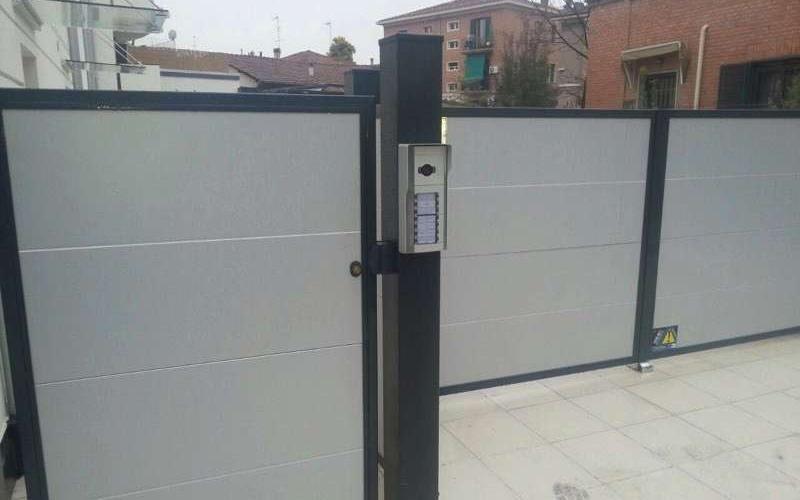 recinzione proprieta