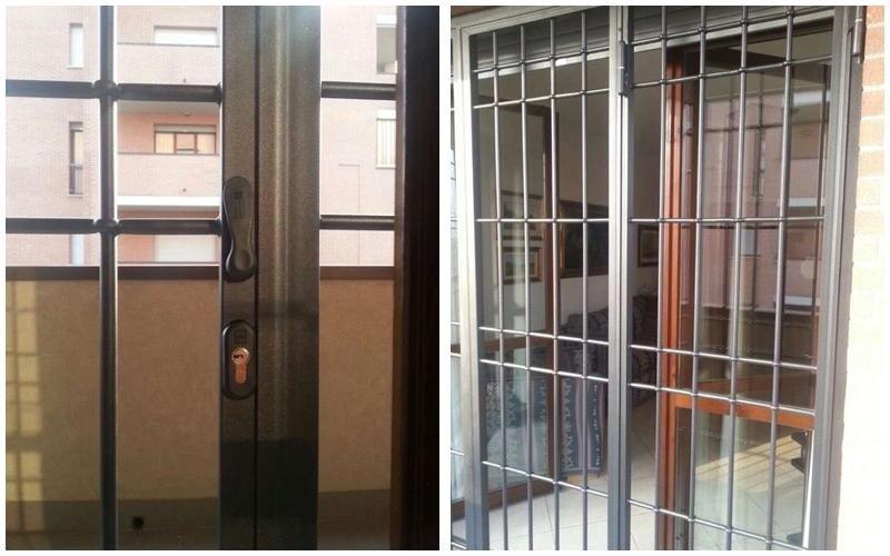 Grate per finestre - Valsamoggia - Bologna - Nuova Cavor