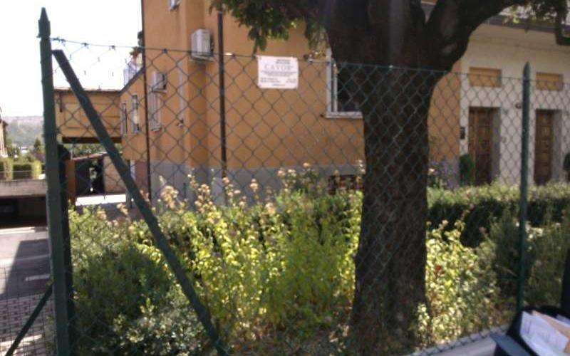 recinzione parco