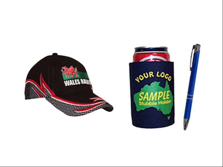 caps pens and stubby holders page image
