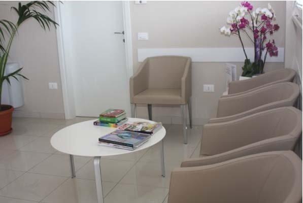 centro odontoiatrico moderno