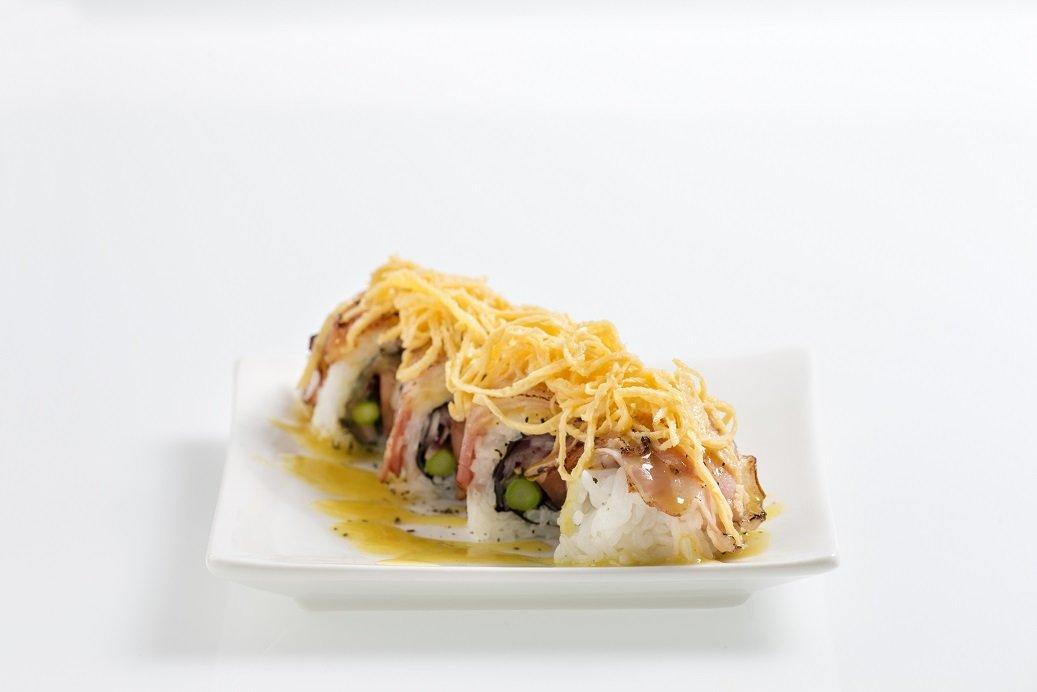Baconator Roll