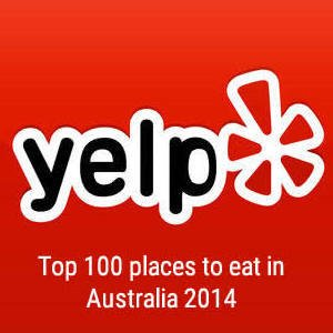 Yelp Top 100 places to eat in Australia 2014 Aisuru Sushi