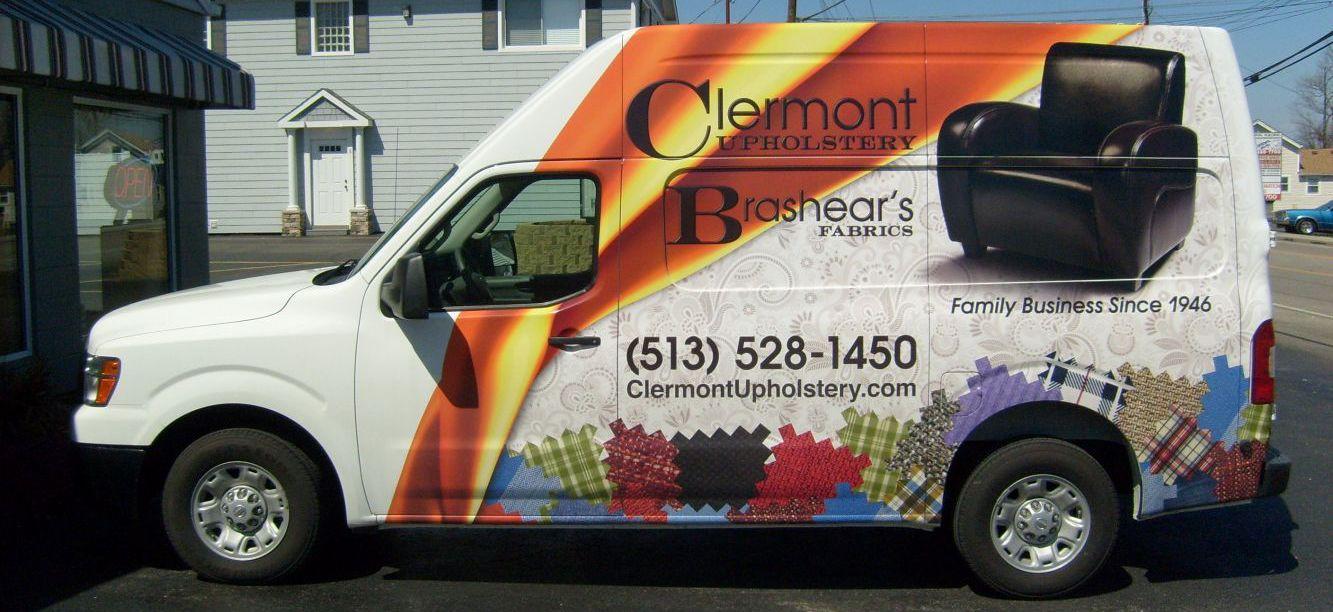 sofa upholstery van in Cincinnati, OH