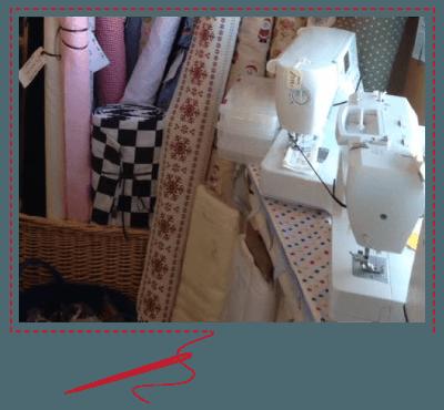 Sewing machine supplies