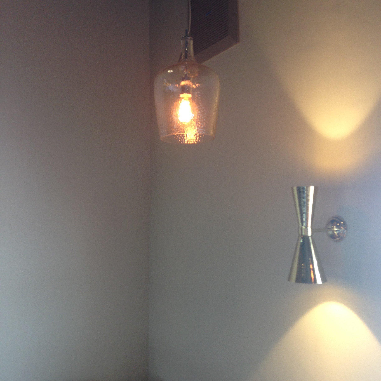 wall hanging light