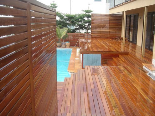 Spotted Gum Hardwood Flooring In South East Qld