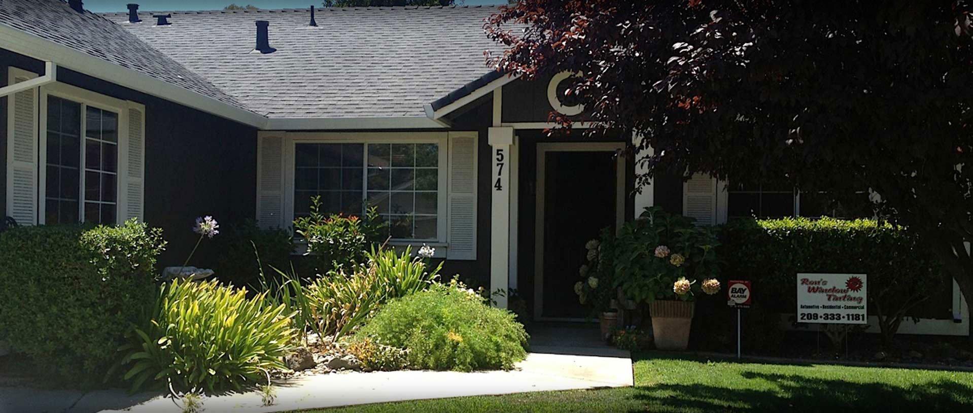 Window Tinting Sacramento >> Ron's Window Tinting | Protective Window Films in Lodi, CA
