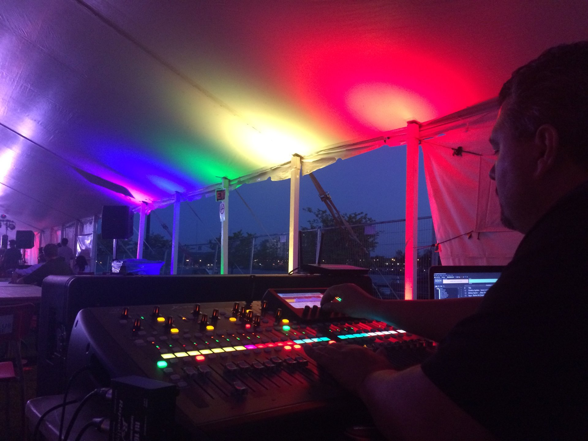 Festivals & Live Music | AV Production and Rentals