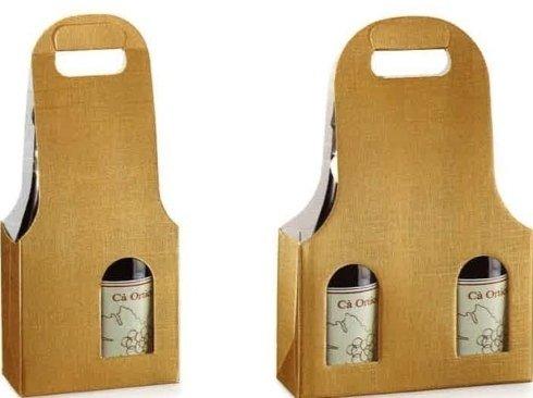 Scatole per bottiglie