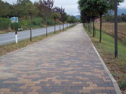 pavimentazione strade