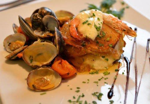 piatto misto di mare