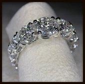 anello materiali preziosi