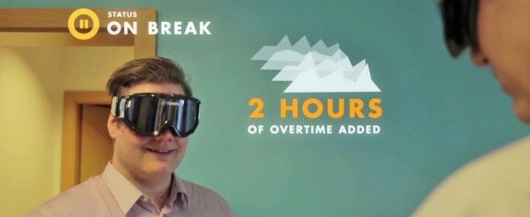 Tempo Vision trasforma il lavoro in realtà virtuale