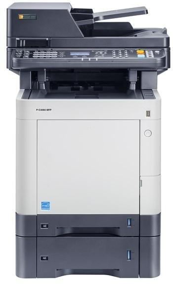 Fotocopiatrice Multifunzione in vendita TRIUMPH - ADLER P- C3065 MFP a colori