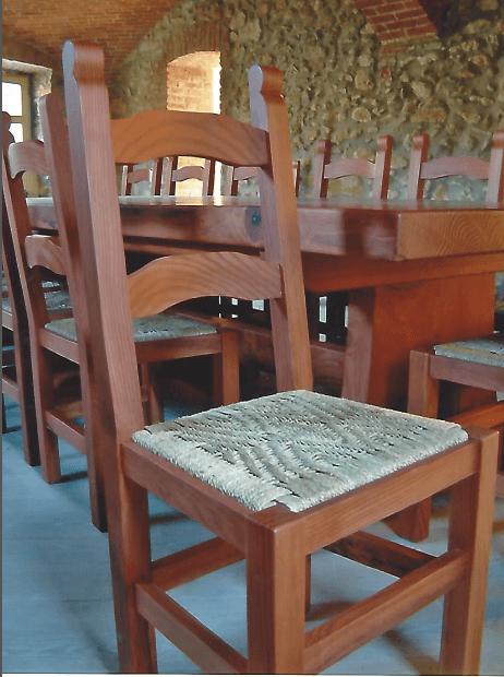 Produzione mobili in legno - Grosso - Rocchietti Alfonso