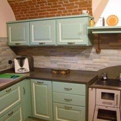 Cucina su misura per stanza con soffitto a volta