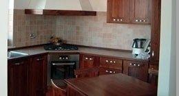 Proposte d'arredo in legno per cucine
