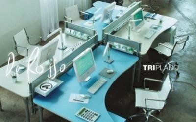 scrivanie modulari per ufficio